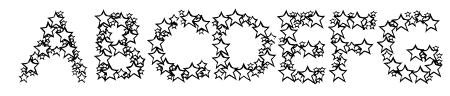 Bingo Star Sample