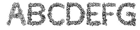 CF TypoCraft Regular Sample